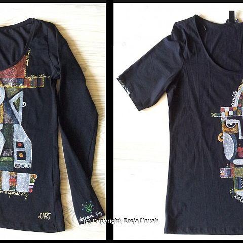 D'ART T-shirts-2
