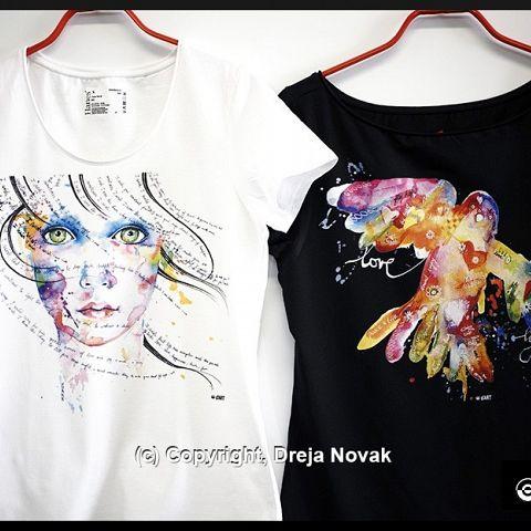 D'ART T-shirts-3