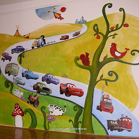Mural Paintings-3
