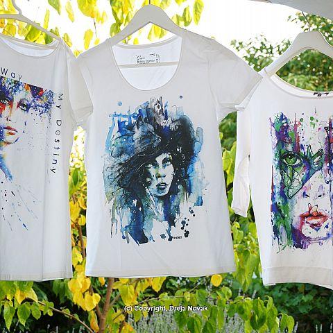 D'ART T-shirts-4
